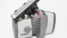 The MINI Z system has a quick-release tablet mount for operational flexibility