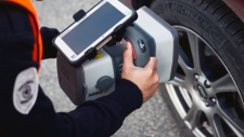 The MINI Z system scans for concealed threats and contraband while on-the-go