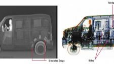 ZBV with Tx-View Option Z Backscatter and Transmission X-ray Images