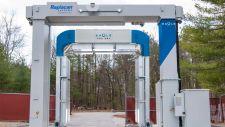Eagle P60 ZBx multi-technology, multi-view cargo inspection portal
