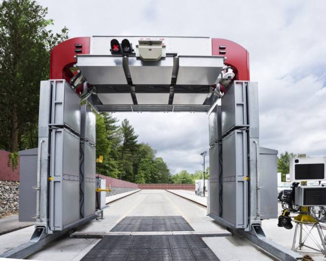 Z Portal for Trucks and Cargo