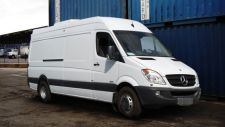 ZBV S-Class mobile cargo and vehicle screening system