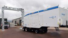 Eagle T60 trailer-based cargo inspection system