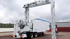 Eagle T60 ZBx Multi-Technology Trailer-Based Cargo Inspection System