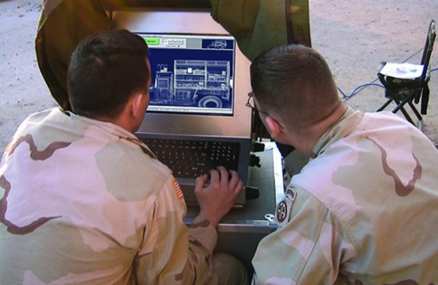 ZBV Screen in field