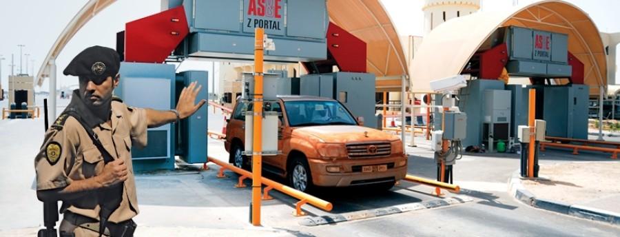 Cargo vehicle inspection