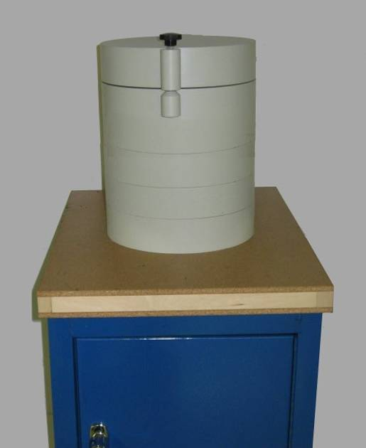 Guardian Lab System for material sample testing