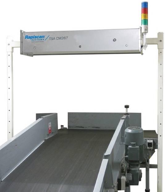 CM267 Conveyor Monitor