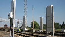 TM850 Radiation Portal Monitor for large vehicles, trains, dense cargo