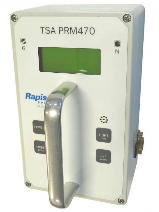 PRM470 Handheld radiation monitor